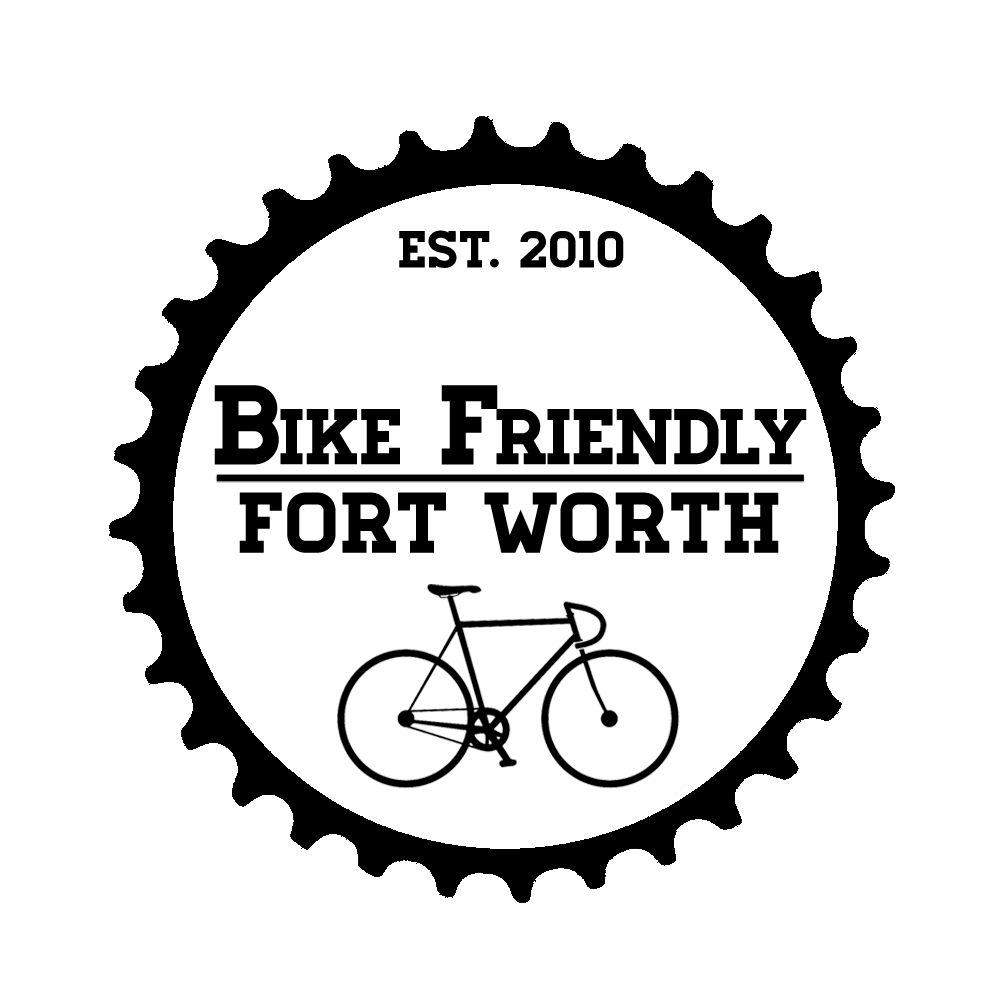 Bike Friendly Fort Worth Logo